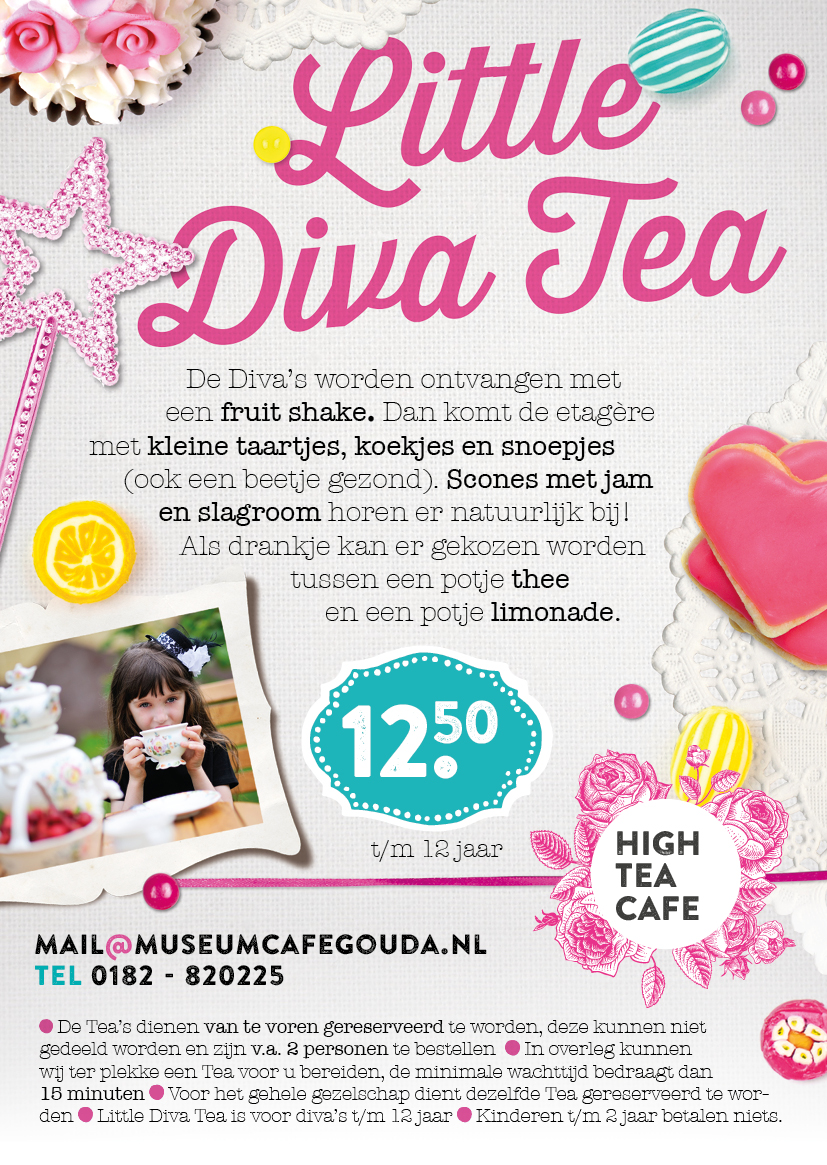 Little Diva Tea