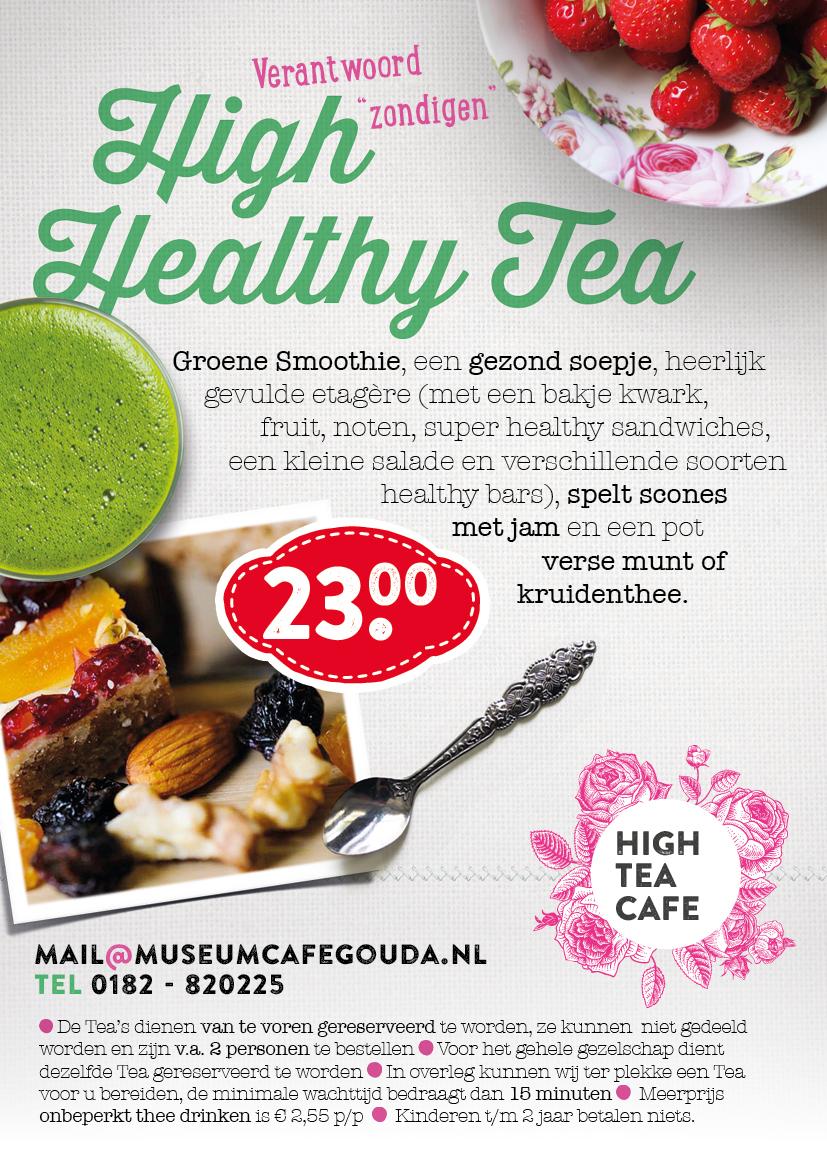 High Healthy Tea