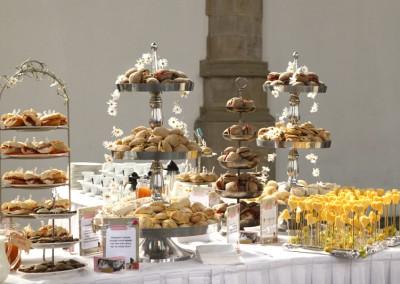 Lunch St. Janskerk, verzorgd door MuseumCafé Gouda